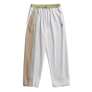 Light Grey with Brown Sweatpants 7