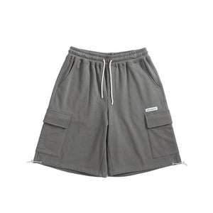 """A Sign Of Good Taste"" Charcoal Shorts"