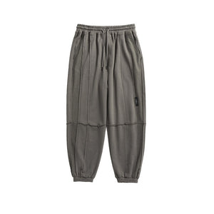 """Be You, Do You, For You"" Charcoal Jogger Pants 6"