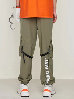 """Pocket Pants"" Cargo Pants"