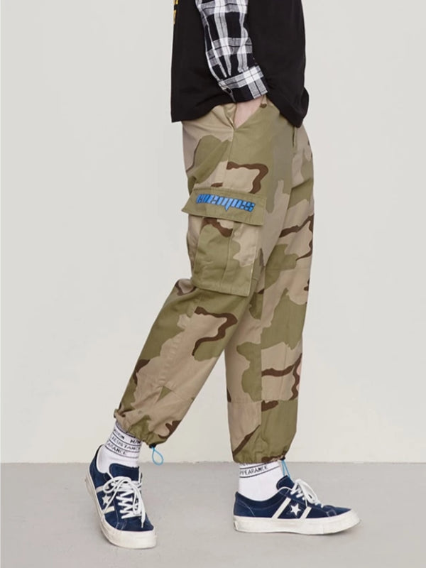 """Enemies"" Camouflage Cargo Pants - This Is For Him"