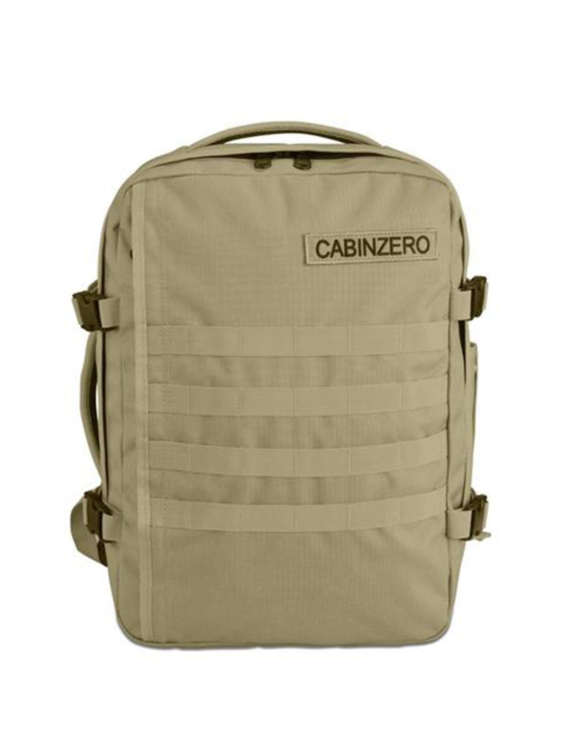 Cabinzero Military 28L in Light Khaki Color