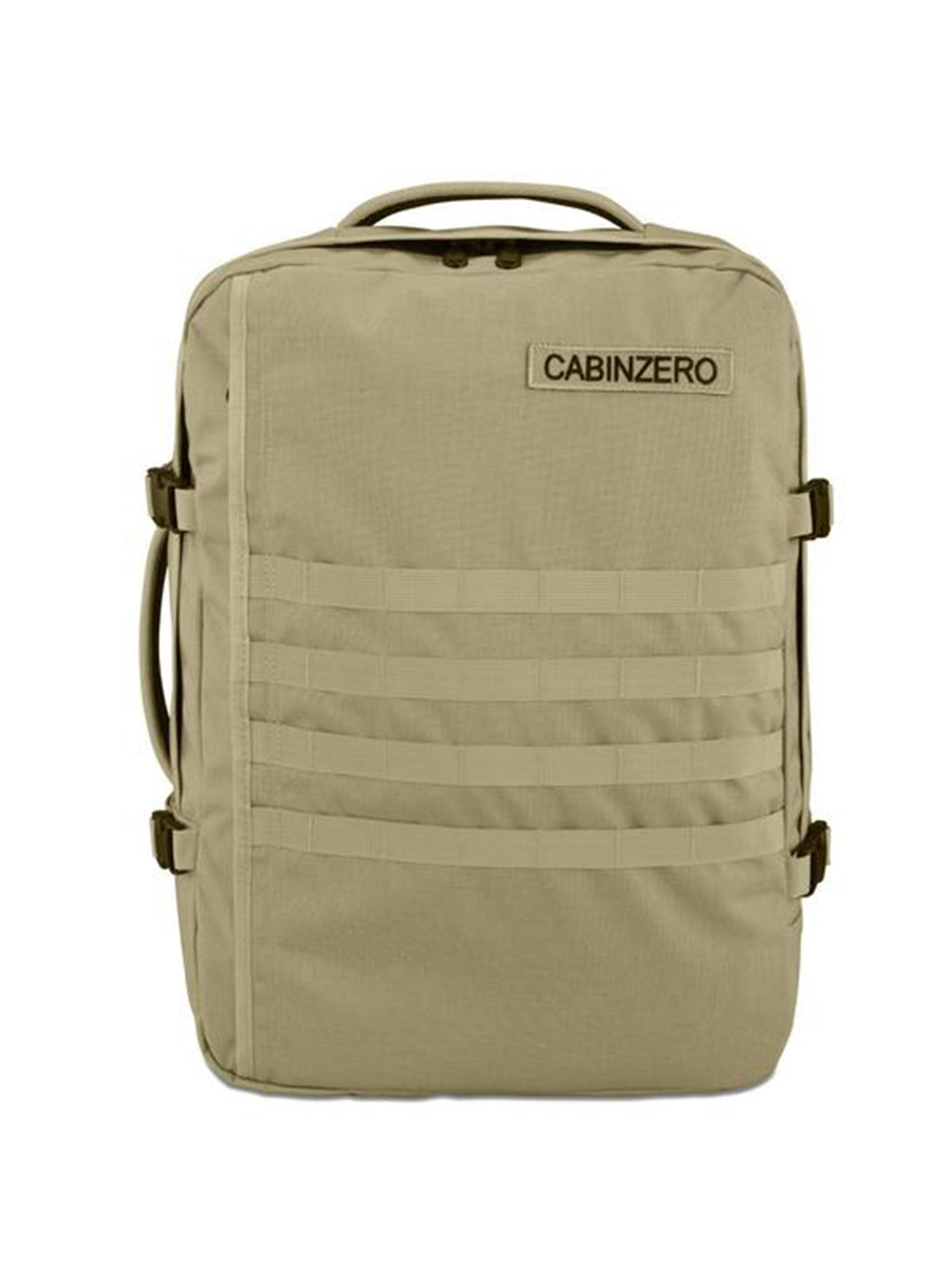 Cabinzero Military 44L in Light Khaki Color - This Is For Him