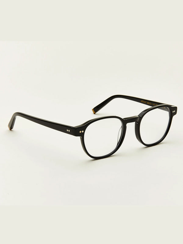 Moscot Arthur Optical Glasses in Black Color
