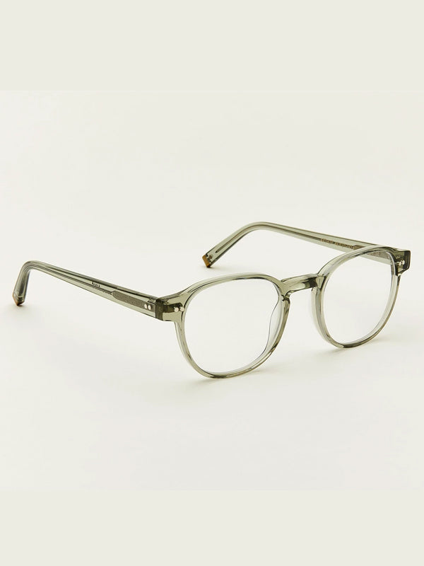 Moscot Arthur Optical Glasses in Sage Color