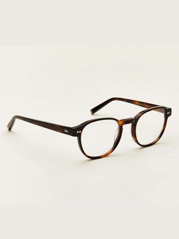 Moscot Arthur Optical Glasses in Tortoise Color