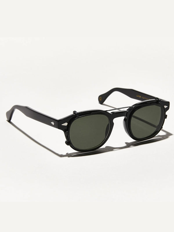 Moscot Cliptosh in Matte Black Color - This Is For Him