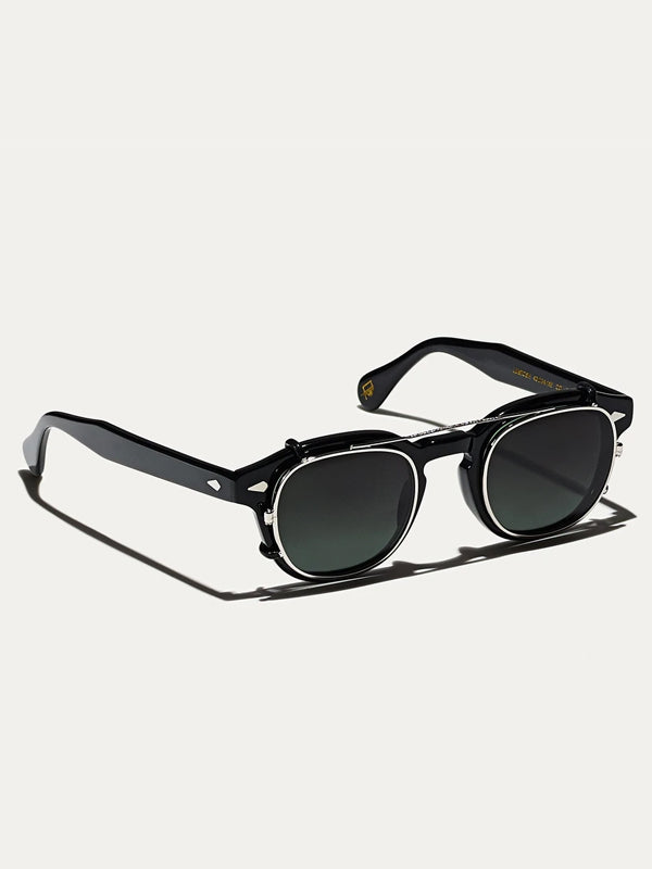 Moscot Cliptosh in Silver Color
