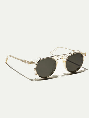 Moscot Clipzen in Gold Color