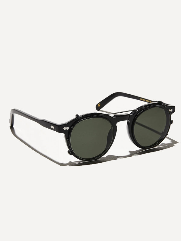 Moscot Clipzen in Matte Black Color - This Is For Him