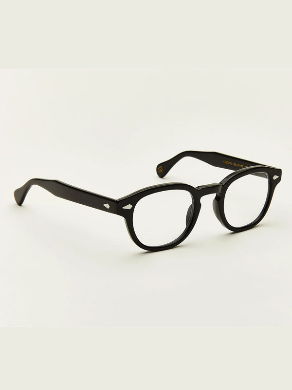 Moscot Lentosh Optical Glasses in Black Color