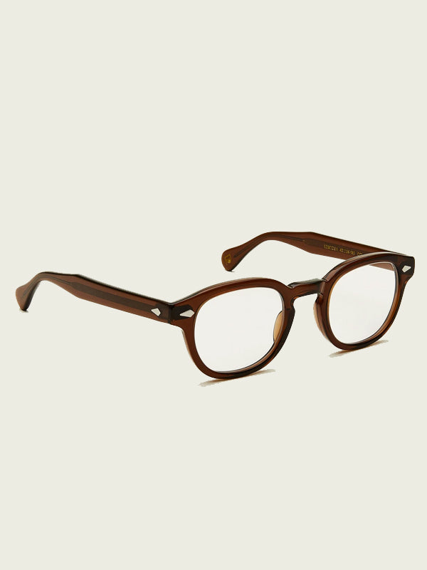 Moscot Lentosh Optical Glasses in Brown Color