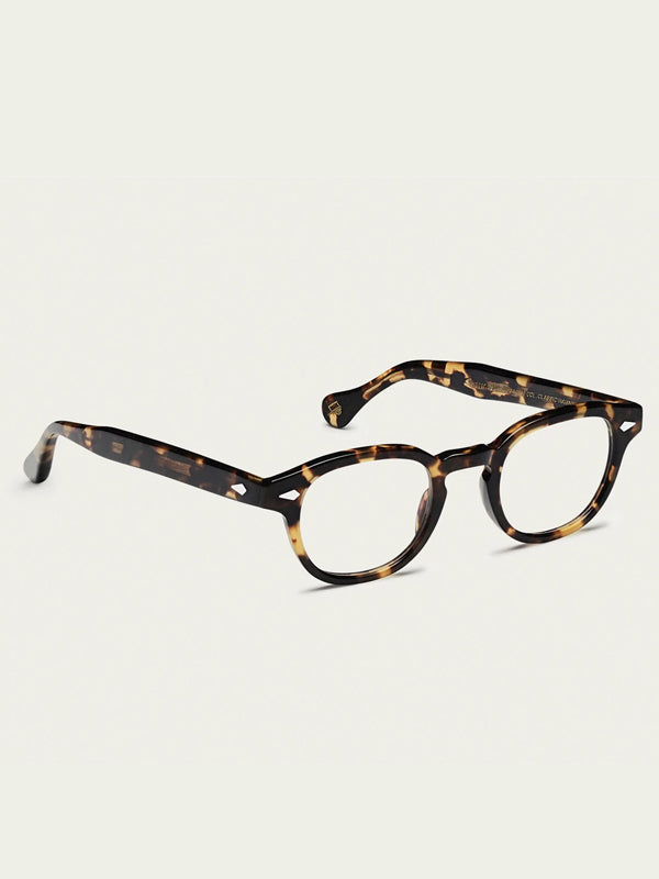 Moscot Lentosh Optical Glasses in Classic Havana Color