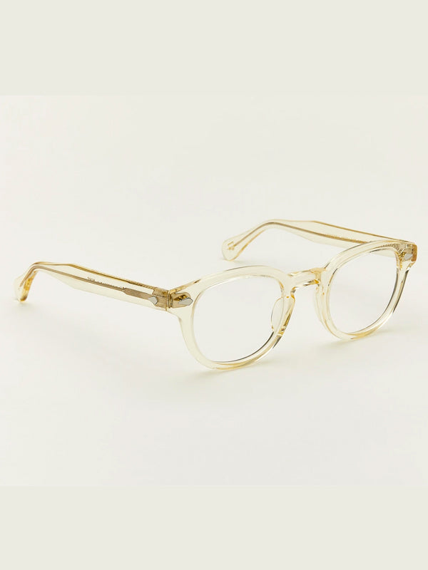 Moscot Lentosh Optical Glasses in Flesh Color