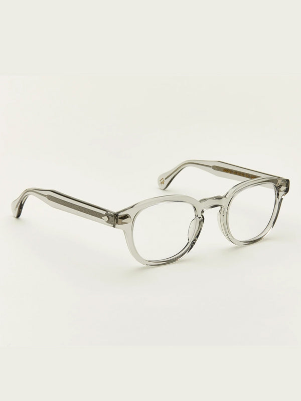 Moscot Lentosh Optical Glasses in Light Grey Color