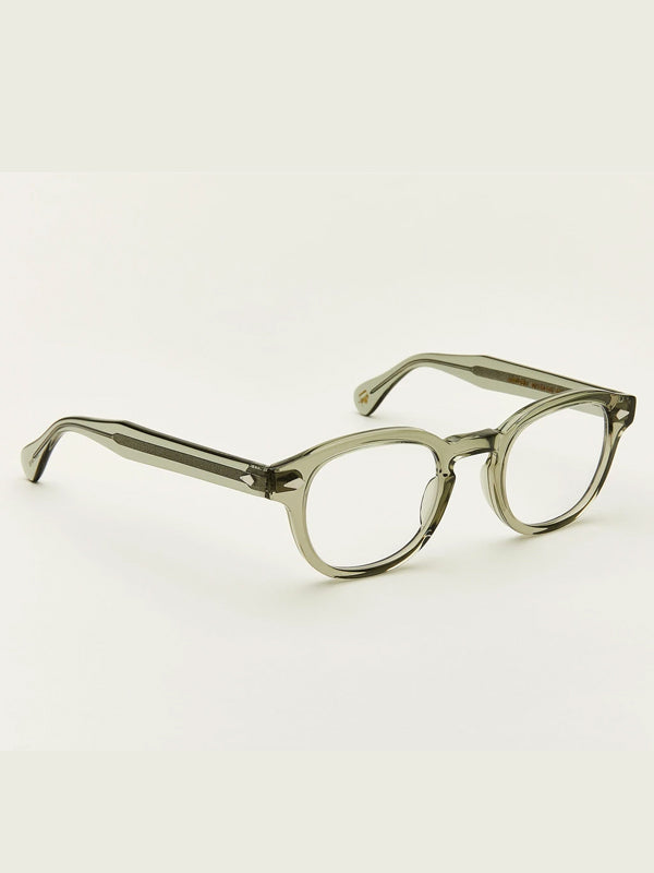 Moscot Lentosh Optical Glasses in Sage Color