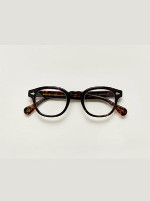 Moscot Lentosh Optical Glasses in Tortoise Color