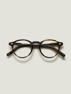 Moscot Miltzen Optical Glasses in Bark Color