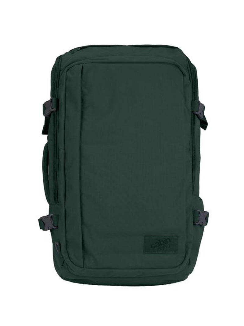 Cabinzero Adventure Cabin Bag 42L in Mossy Forest Color