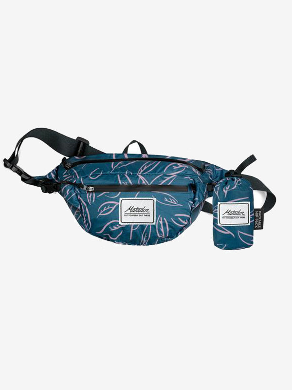 Matador Daylite Packable Hip Pack in Leaf Color