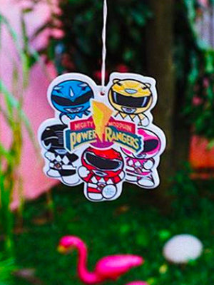 Mighty Morphin Power Rangers Freshener