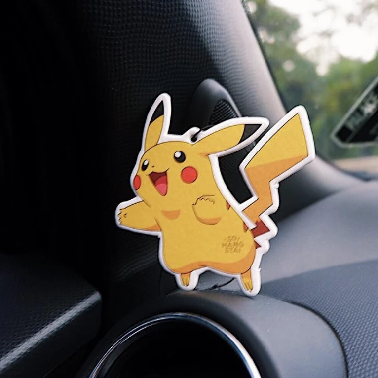 Pikachu Air Freshener - This Is For Him