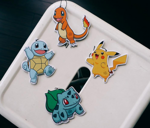 Squirtle Air Freshener
