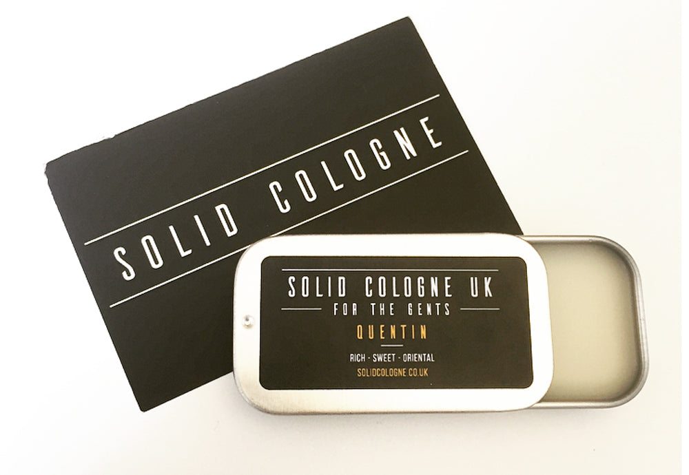 QUENTIN SOLID COLOGNE - This Is For Him