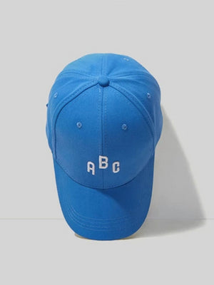 ABC Cap in Blue Color