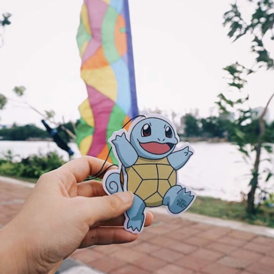 Squirtle Air Freshener - This Is For Him