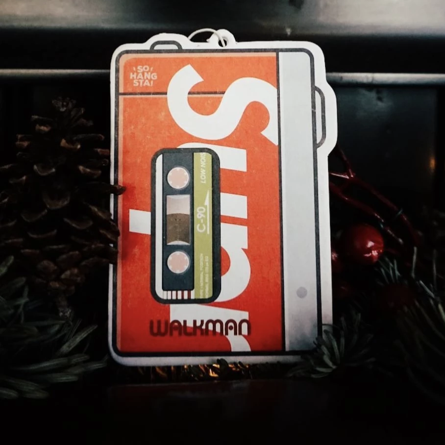 Supreme Walkman Air Freshener - This Is For Him