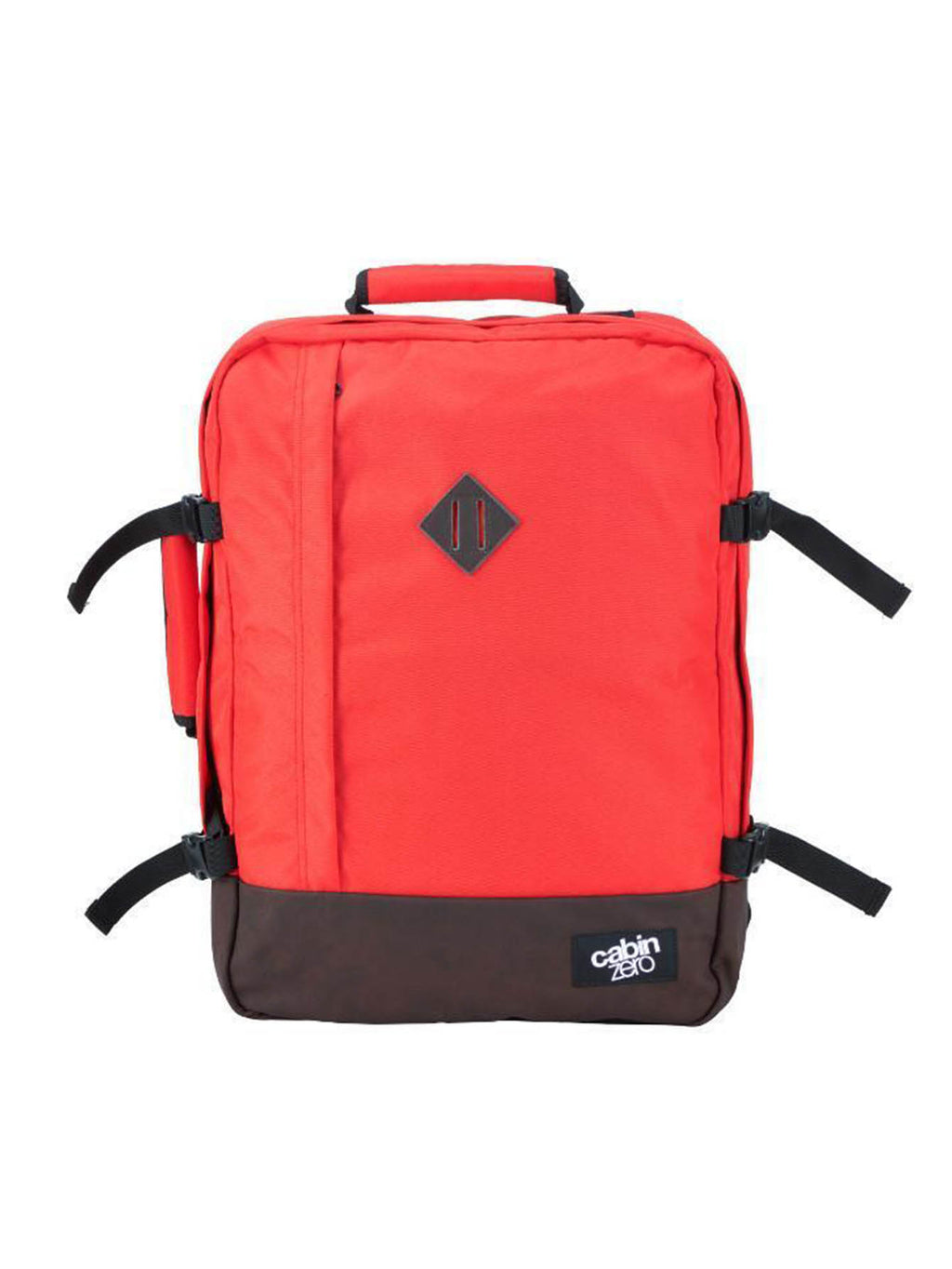 Cabinzero Vintage 44L in Mysore Red Color