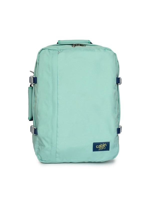 Cabinzero Classic 44L Ultra-Light Cabin Bag in Green Lagoon Color