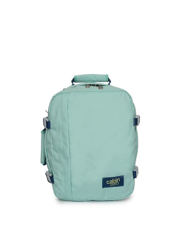 Cabinzero Classic 28L Ultra-Light Cabin Bag in Green Lagoon Color