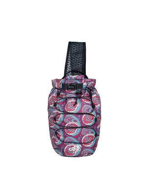 Cabinzero ADV Dry 11L V&A Waterproof Crossbody Bag in Paisley Print