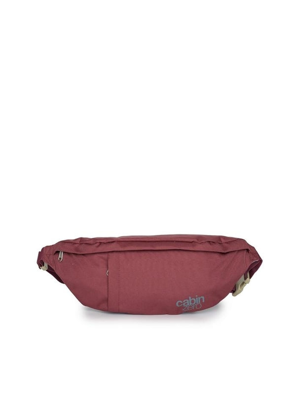 Cabinzero Hip Pack 2L in Napa Wine Color
