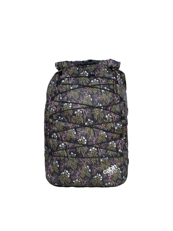 Cabinzero ADV Dry 30L V&A Waterproof Backpack in Night Floral Print