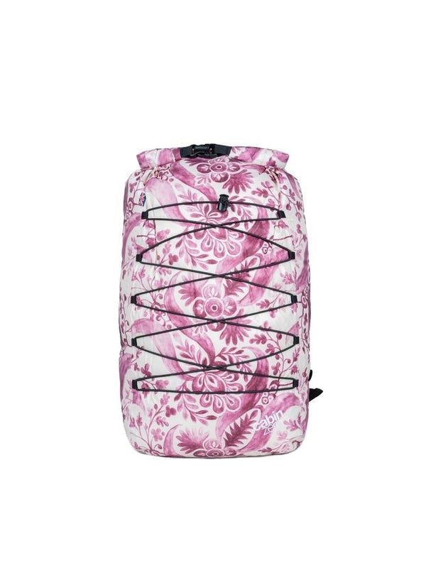 Cabinzero ADV Dry 30L V&A Waterproof Backpack in Spitafields Print