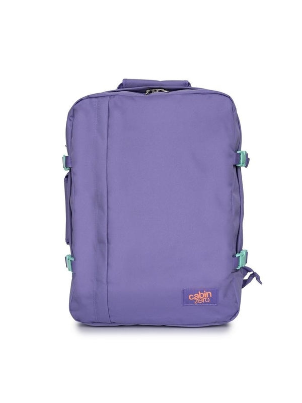 Cabinzero Classic 44L Ultra-Light Cabin Bag in Lavender Love Color