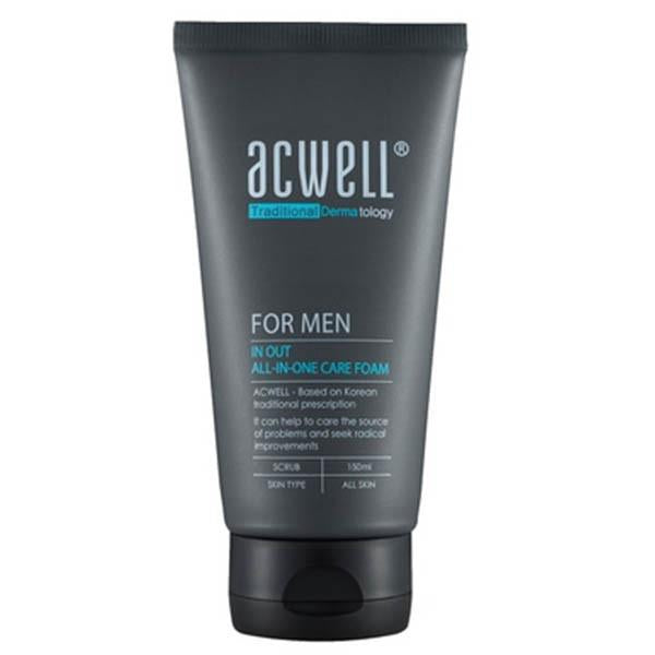 Acwell For Men In Out All In One Care Foam - This Is For Him