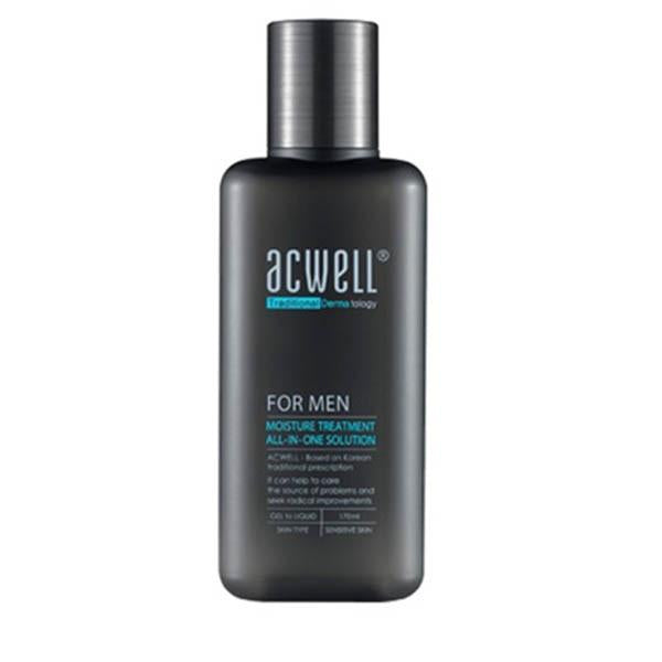 Acwell For Men Moisture Treatment All In One Solution