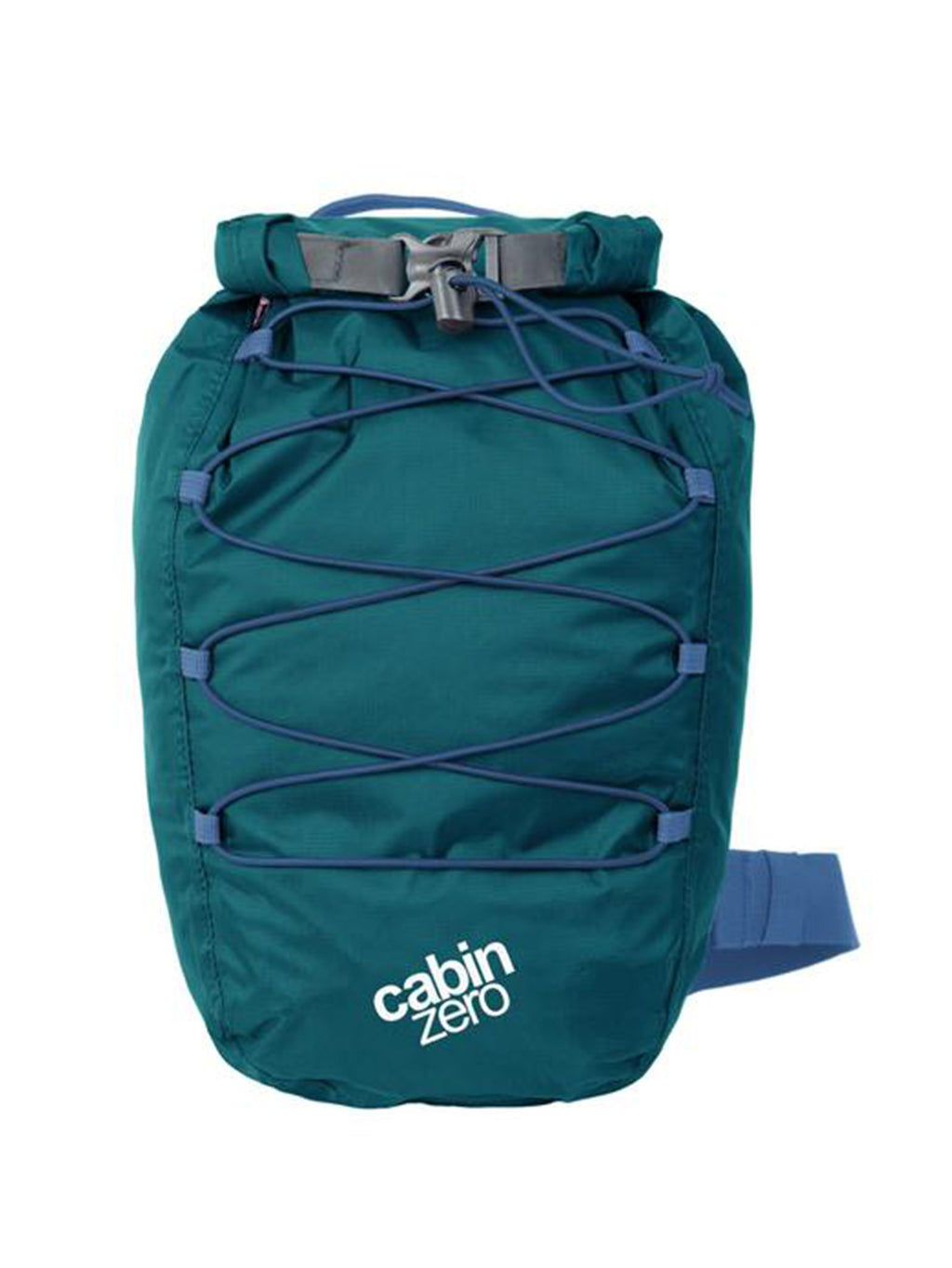 Cabinzero ADV Dry Waterproof Cross Body Bay 11L in Aruba Blue Color