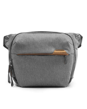 Peak Design Everyday Sling 6L Zip in Ash Color