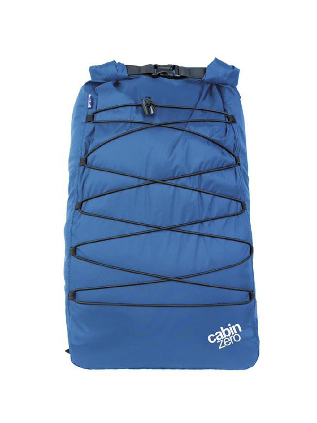 Cabinzero Adventure Dry Waterproof Cross Body Bay 30L in Atlantic Blue Color