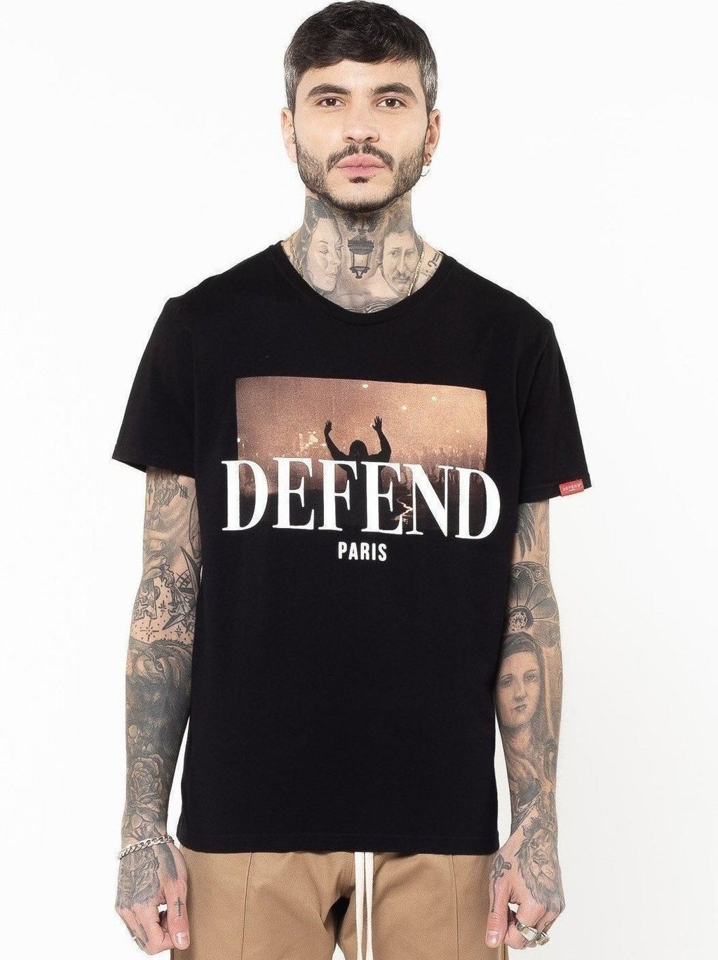 Defend Paris Attack Tee - This Is For Him