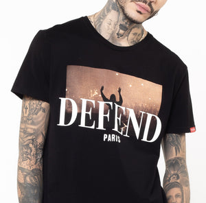 Defend Paris Attack Tee