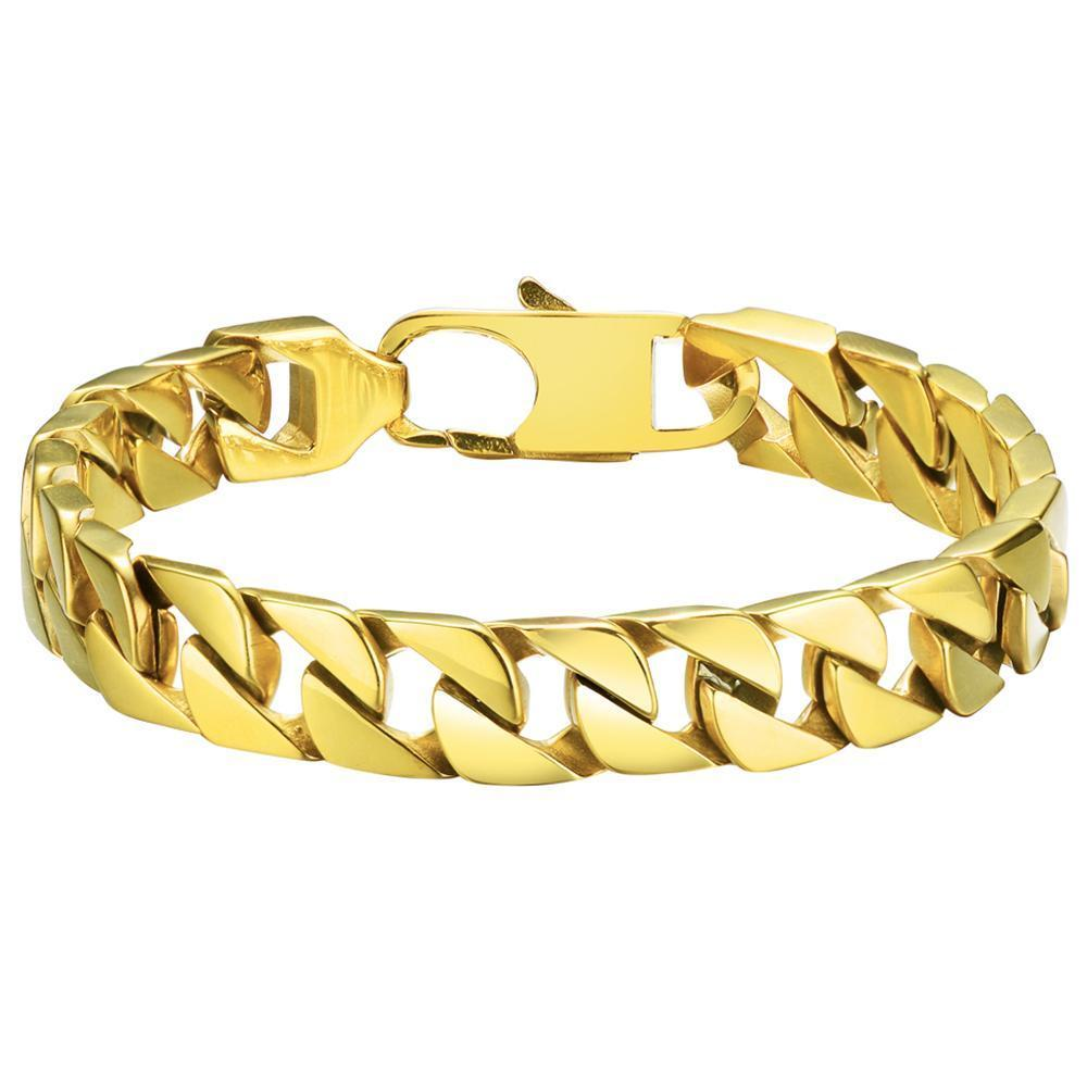 Mister SFC Goldie Bracelet - This Is For Him