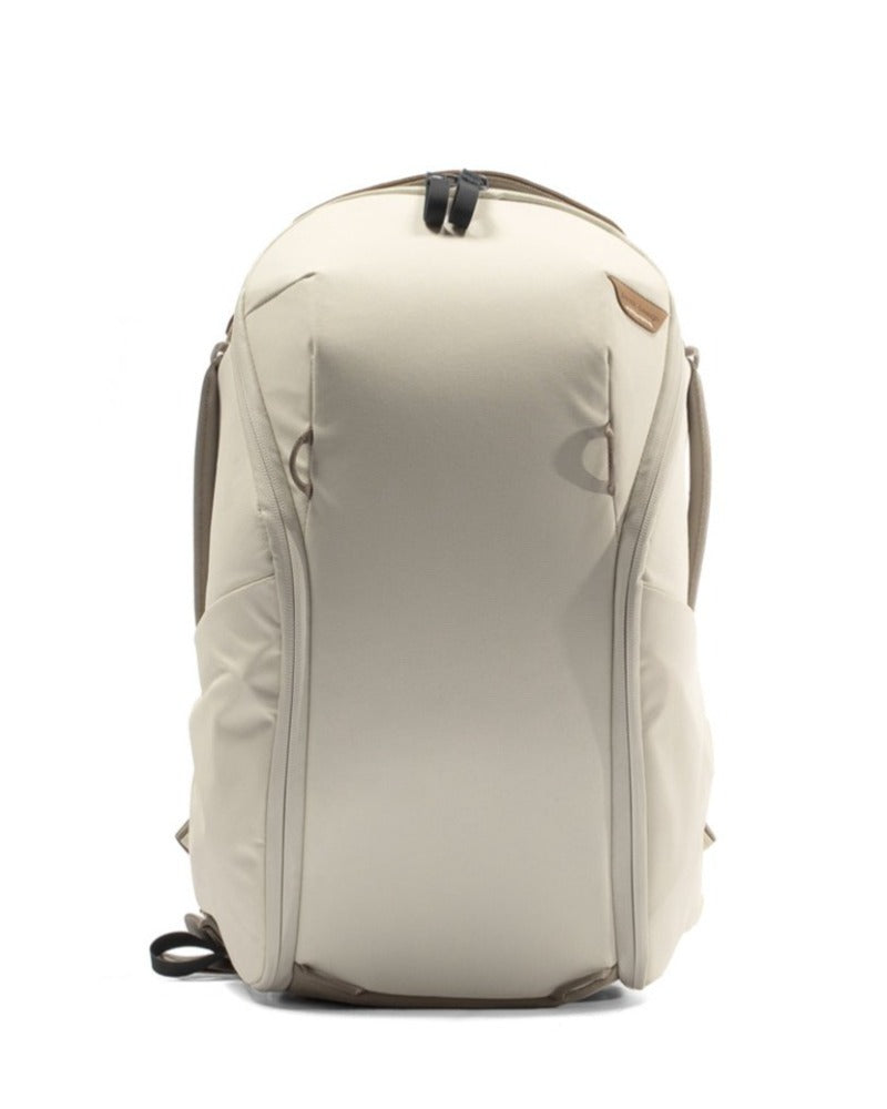 Peak Design Everyday Backpack 15L Zip in Bone Color 9