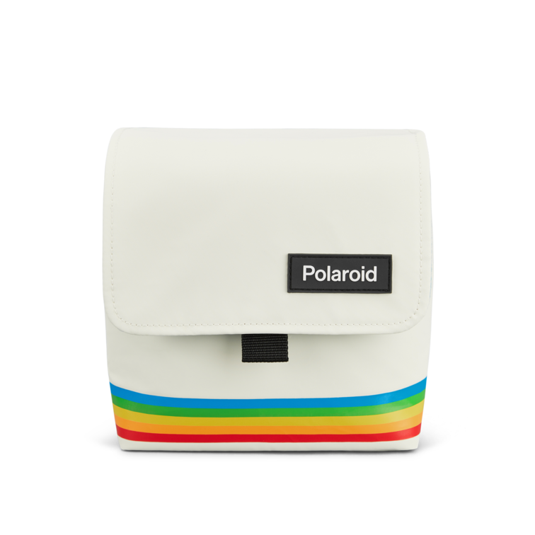 Polaroid Box Camera Bag (White)
