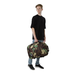 Cabinzero Classic 44L Ultra-Light Cabin Bag in Jungle Camo Color